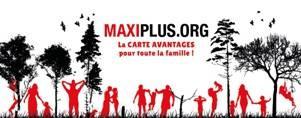 Un nouveau partenariat avec MAXIPLUS – la carte avantages pour toute la famille